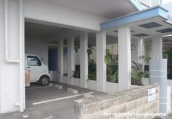 Nマンション 入口(設置前)