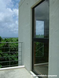2階 窓(設置前)