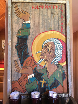 Blessed Dorothy Day