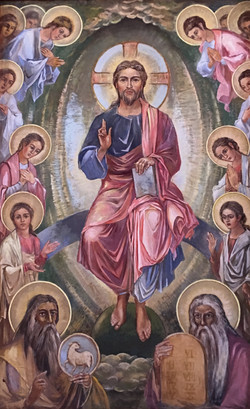 Christ and his Saints