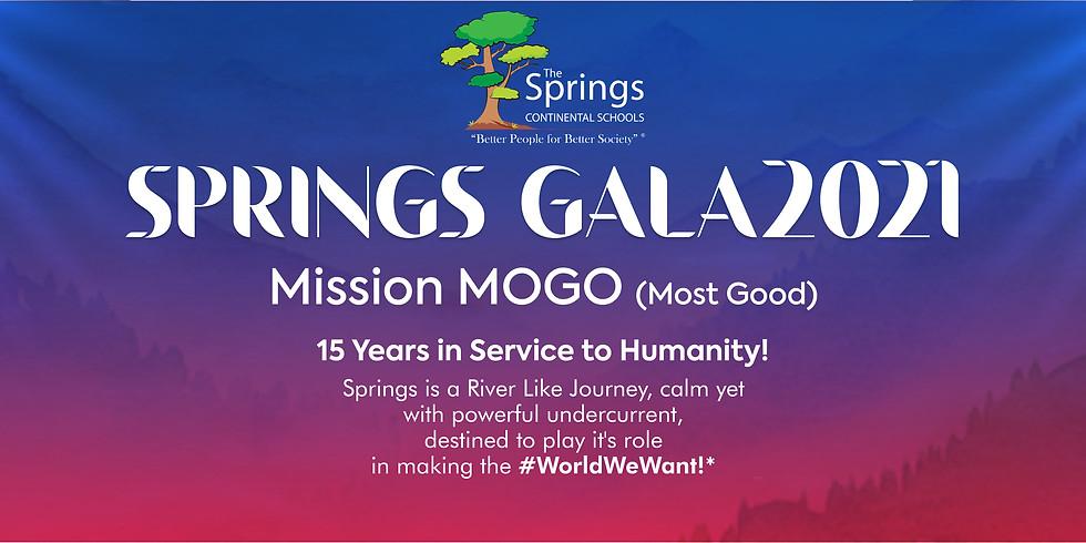 Springs Gala 2021