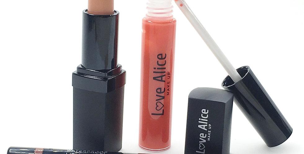 Peach Bellini Lip Collection