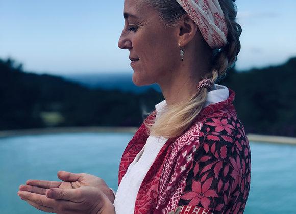 21 Dages Nytårs Meditation Online Man-fre kl.6:30-7:00