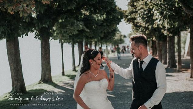 TONY & VANIA ║ EMOTIONAL WEDDING FILM ║ by LOOKMAN