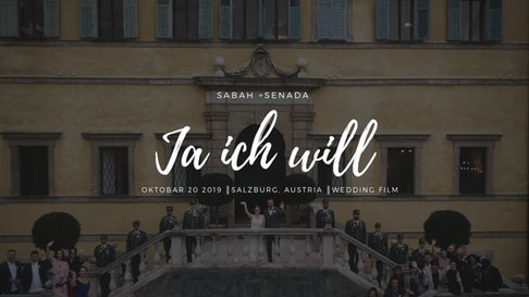 JA ICH WILL ║SABAH + SENADA ║ WeddingFilm