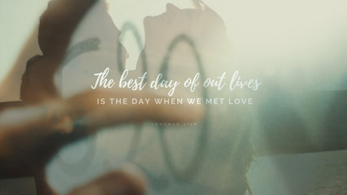 THE DAY WHEN WE MEET LOVE - Teaser