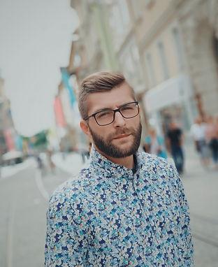 Portret of Sead Okić