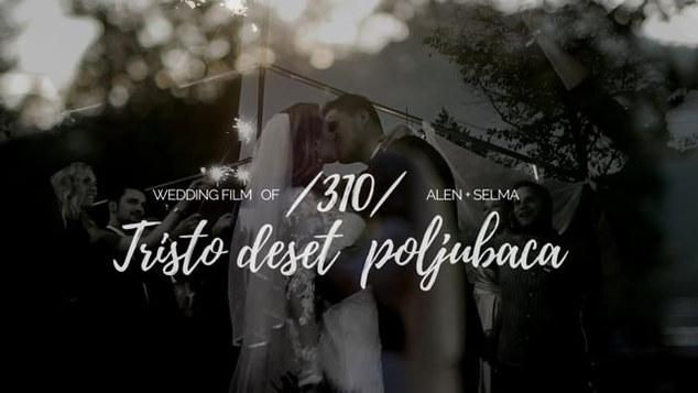 310 Poljubaca ║ALEN + SELMA ║ WeddingFilm