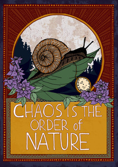 Chaos is the order