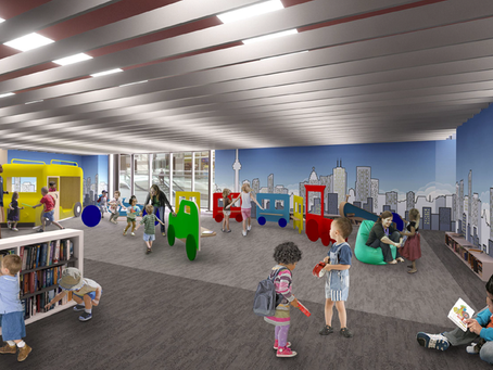 Changes Coming to North York Central Library