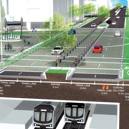Yonge Street Transformation