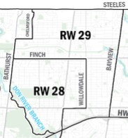 New ward boundaries approved by City Council will divide Ward 23 into two new wards