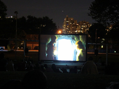 Movies in our Parks Program