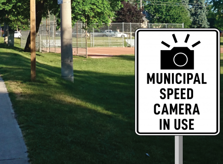 Speed Cameras Issue 580 Tickets in Willowdale