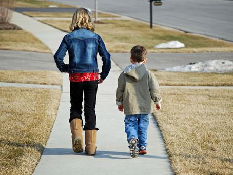 Pedestrian Safety a Top Local Concern