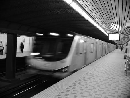 Notice: TTC Subway Emergency Simulation