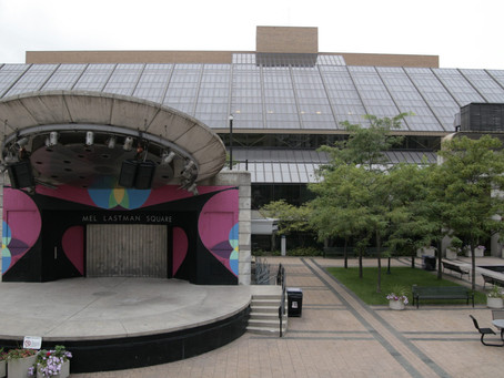 Stay Cool at North York Civic Centre