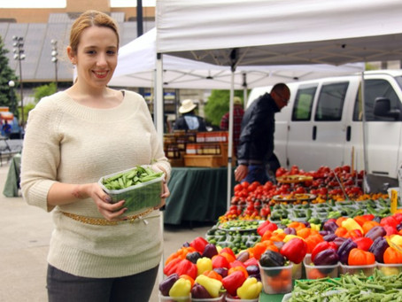 North York Farmers Market Returns May 20