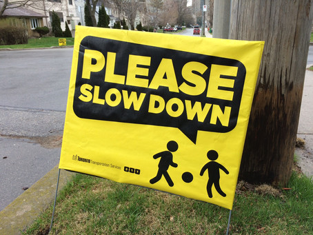 City Continues Work on Street Safety