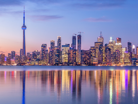 Toronto Newcomer Day – May 25