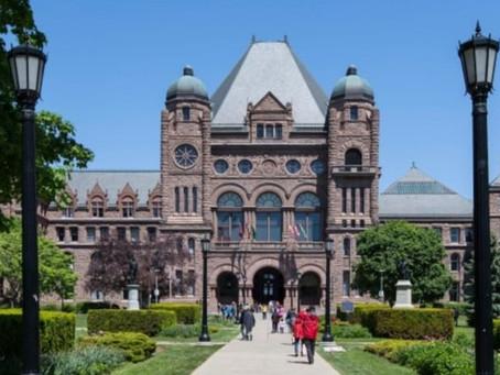 Provincial Government to Ban Ranked Ballots