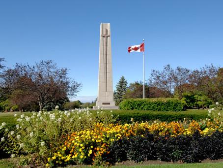 York Cemetery Opens Victoria Cross Memorial – June 25