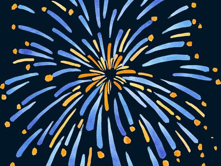 Victoria Day Fireworks Update