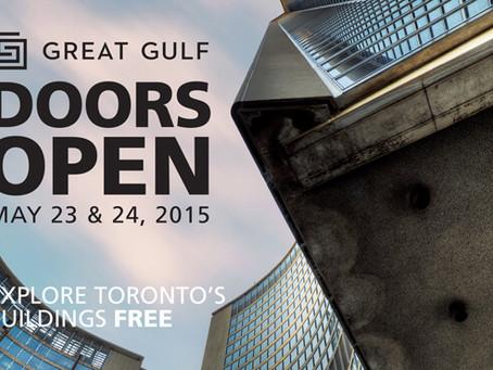 Open Doors Toronto