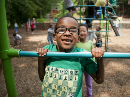 Kids Rely on Access to Local Parks