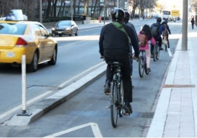 Council Adopts 10-year Cycling Plan