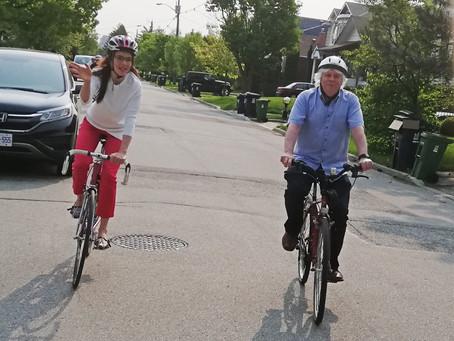 Bike Safety & Family Fun Day – June 15