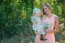 Rowyn and her mom Brynn