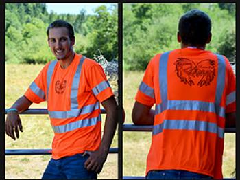 OSHA Safety Shirt