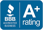 Better Business Burea A+ rating