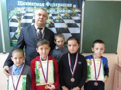 молодая команда СОШ № 1