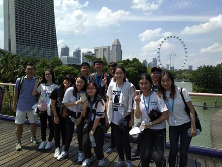 新加坡 4 天濕地生態保育交流活動