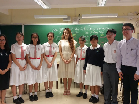 HKSSDC Debate Competition