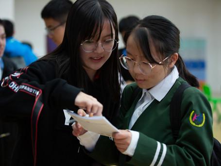 高中雲南學習交流團