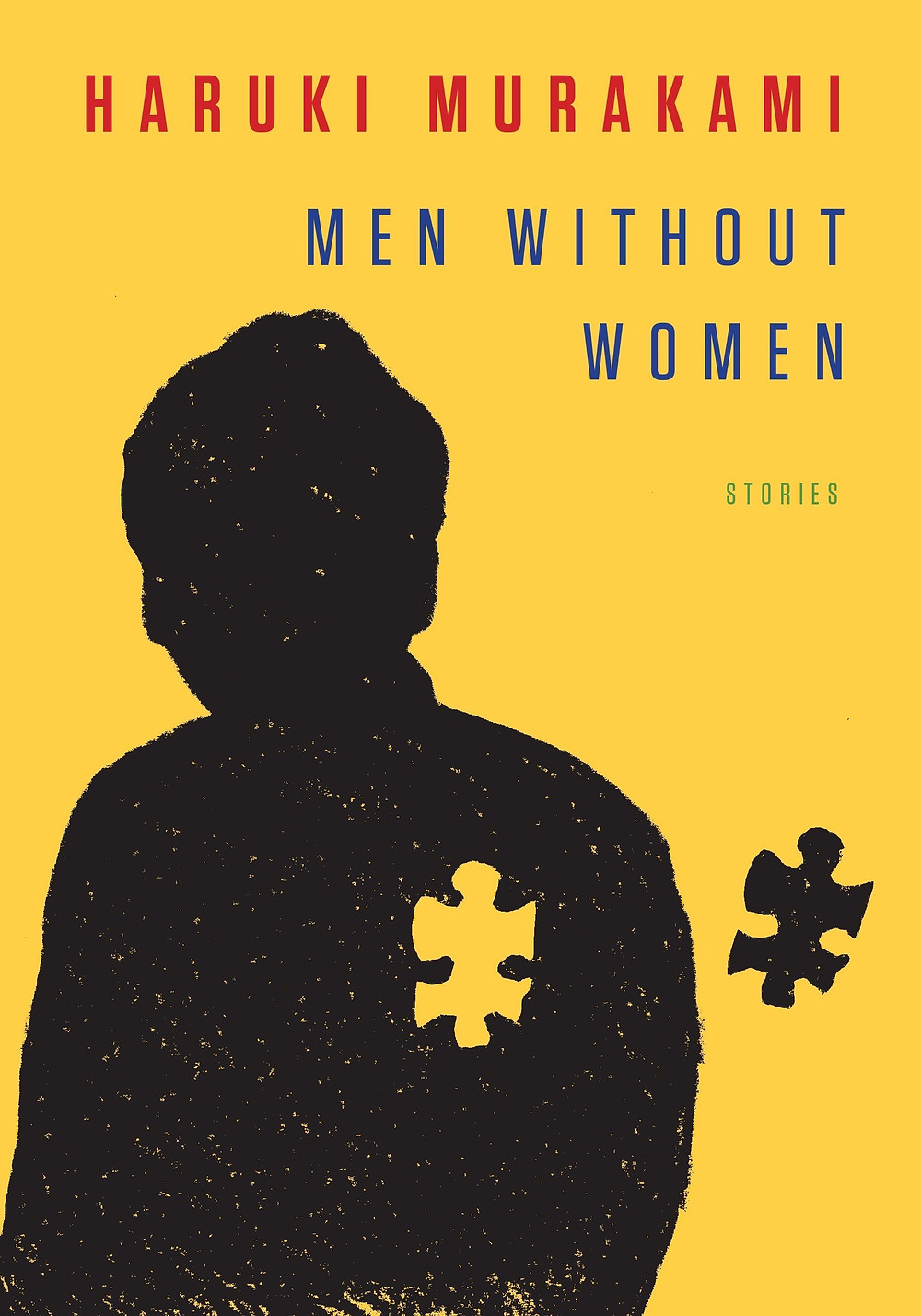 The cover of Haruki Murakami's short story collection, Men With