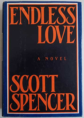 Cover of the UK Edition of Endless Love