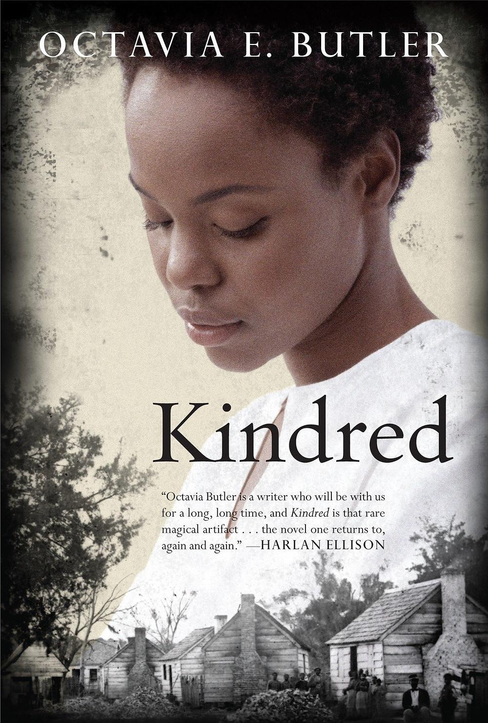Kindred's Beacon Press, paperback cover art.