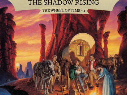 The Shadow Rising (The Wheel of Time #4) Book Review