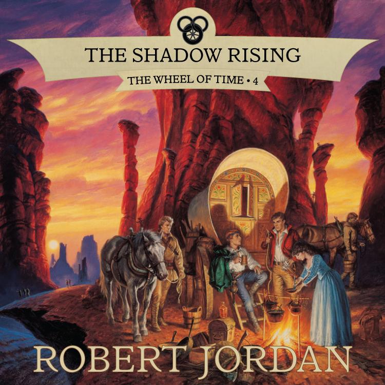 The full art of Robert Jordan's The Shadow Rising as illustrated by Darrell K. Sweet
