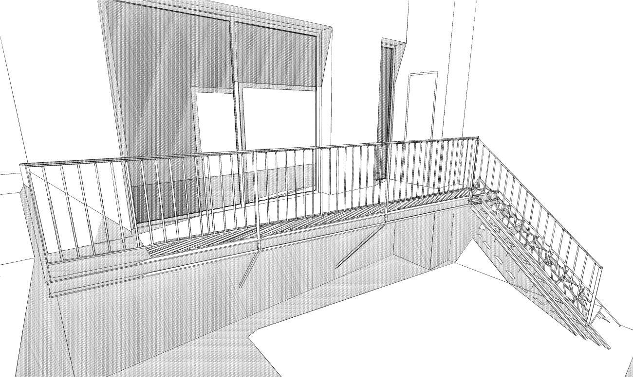 V1 Balcon Milou 1