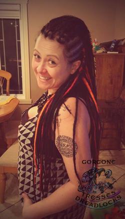 Gorgone Tresses et Dreadlocks