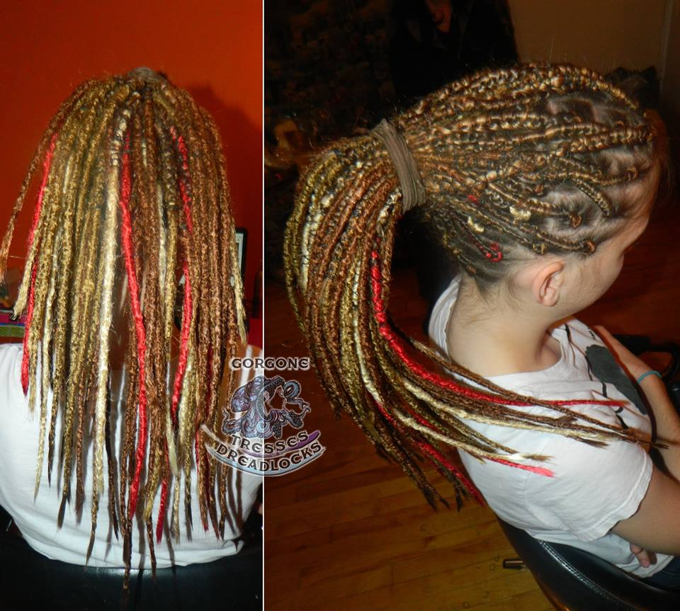 Dreadlocks synthétiques
