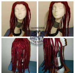 Modification d'une perruque