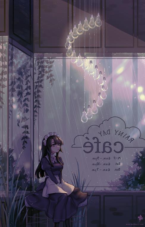 Rainy Day Café