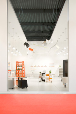 Danese Milano stand 2009