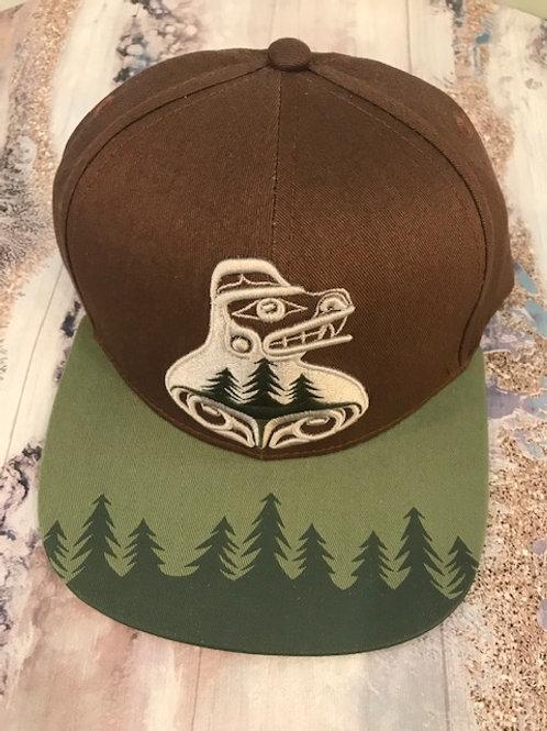 Native NW Snapback Hat - Tree Hugger